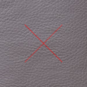 Etain Grey Synthetic Leather Premium